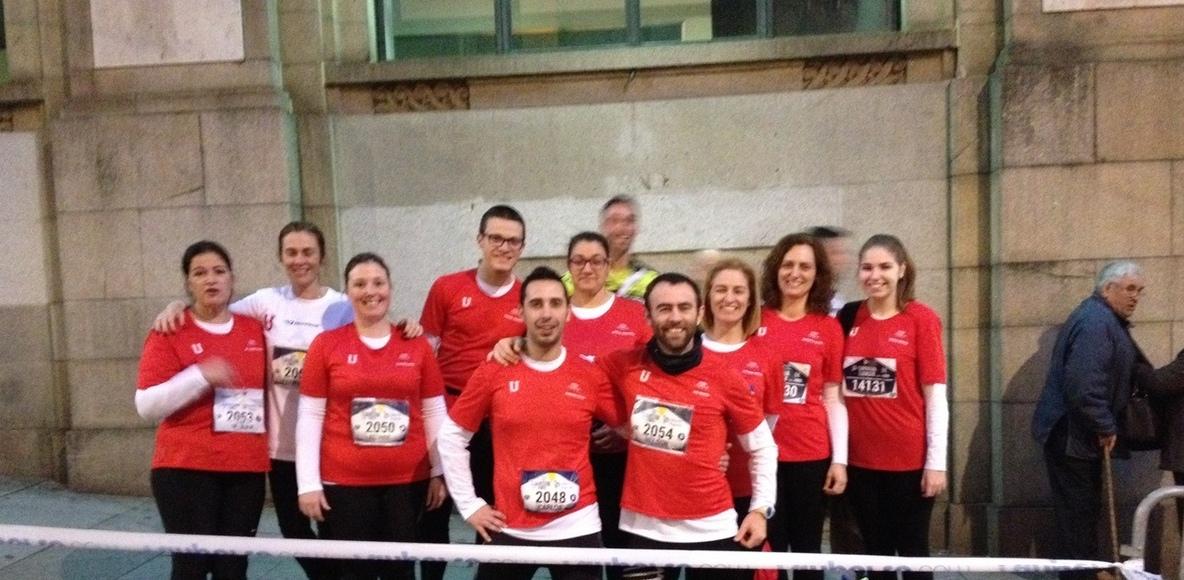 WETEACH Run Team