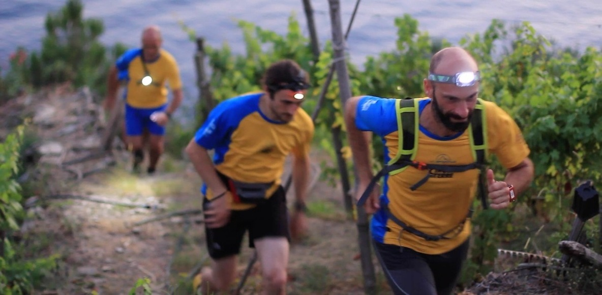 Cinque Terre Trail Running