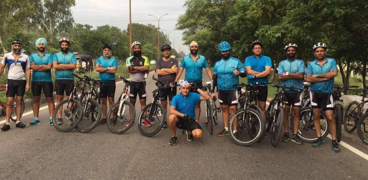 Green Bikers  Runners Club