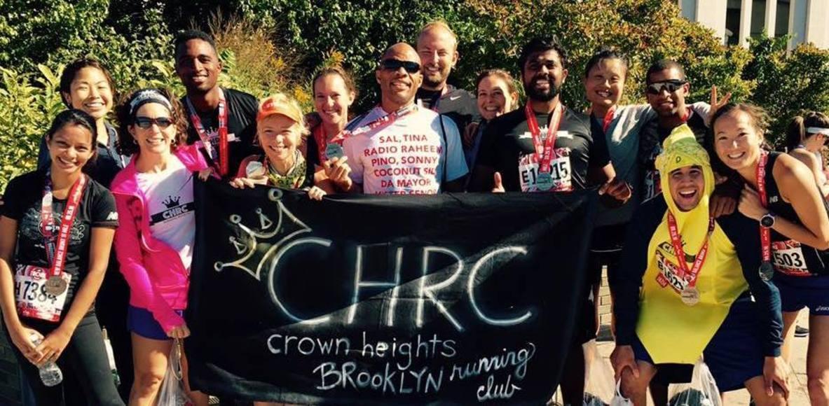Crown Heights Running Club (CHRC)