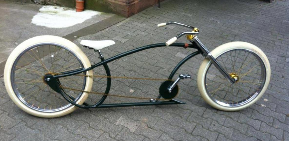 Изобретатель велосипедов