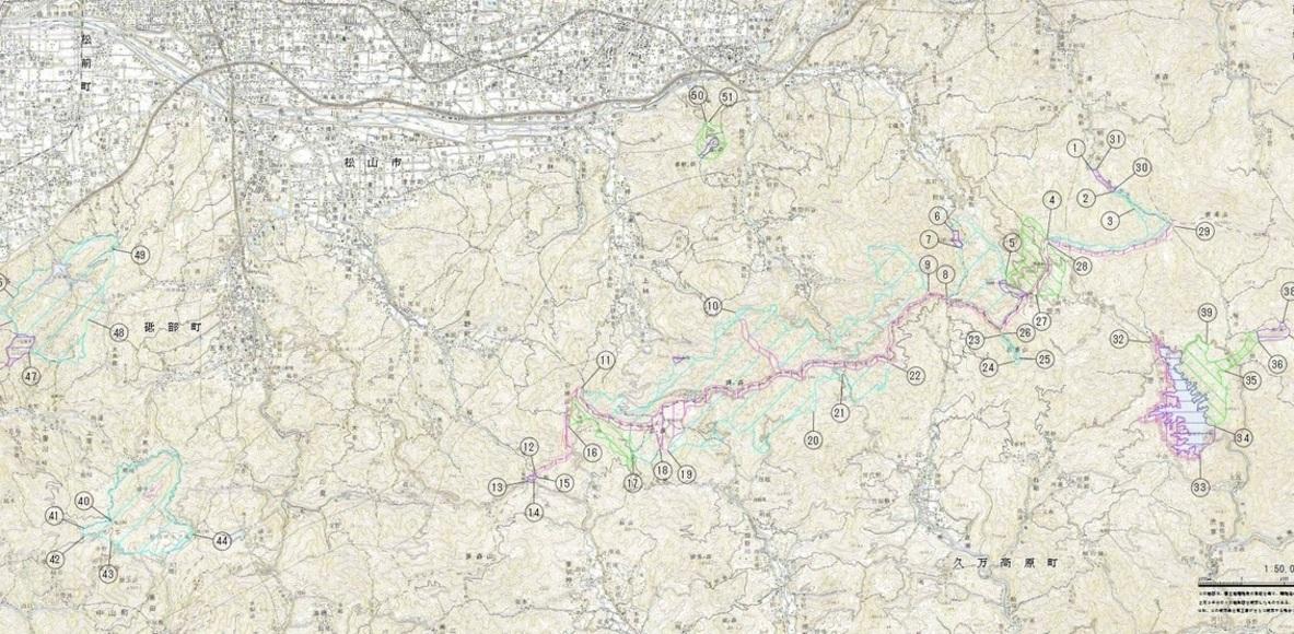 皿ヶ嶺連邦県立自然公園サイクリングコミュニティ