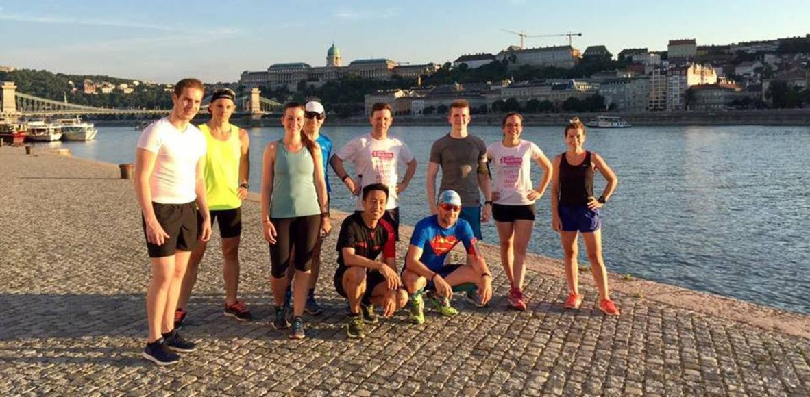 Budapest Running Project