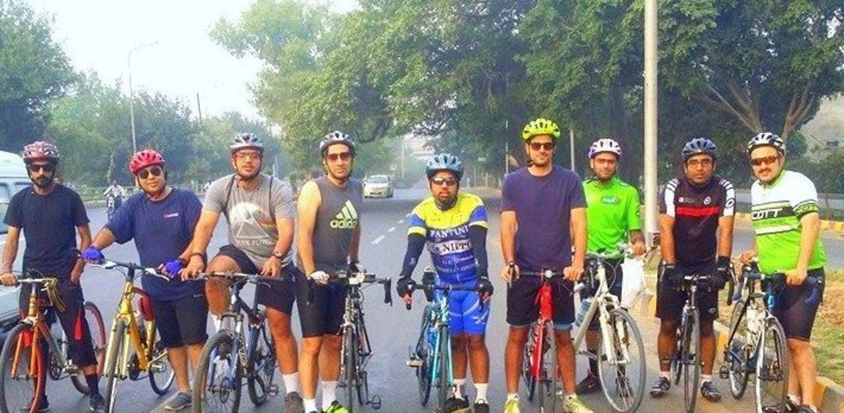 Road Riders, Lahore