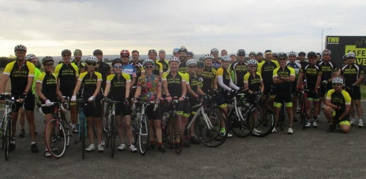 GawlerWheelers Cycling Group
