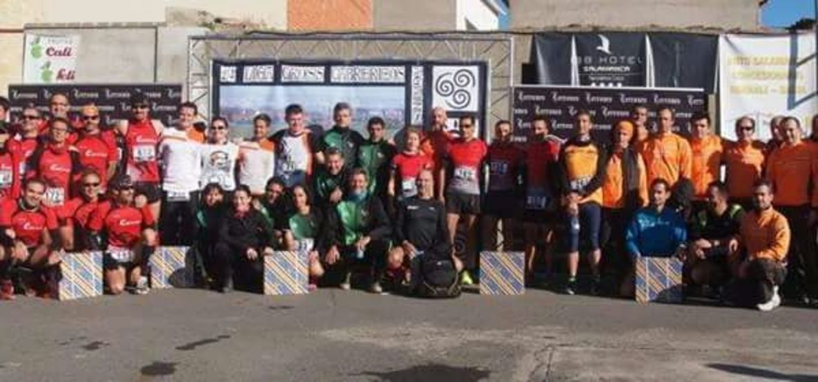 SALAMANCA RAIDS AND TRAIL RUNNERS