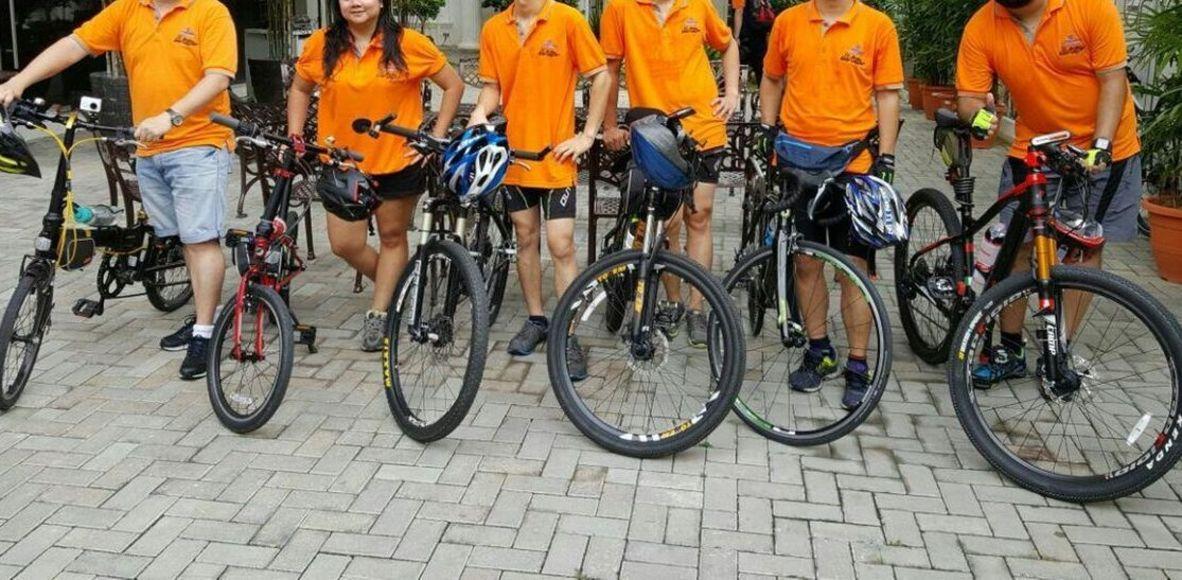NI Cycling Kaki