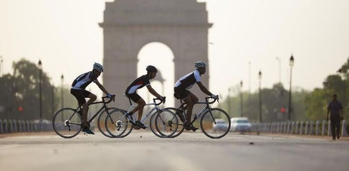 Folks on Spokes (Delhi NCR)
