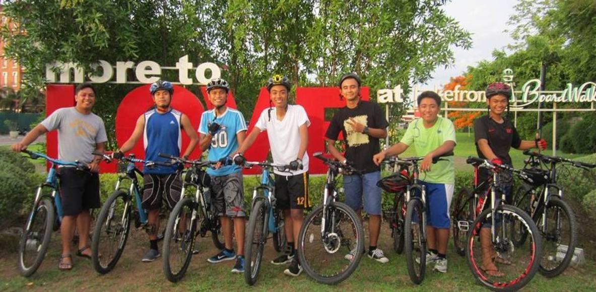 Taguig City Trinx Bikers