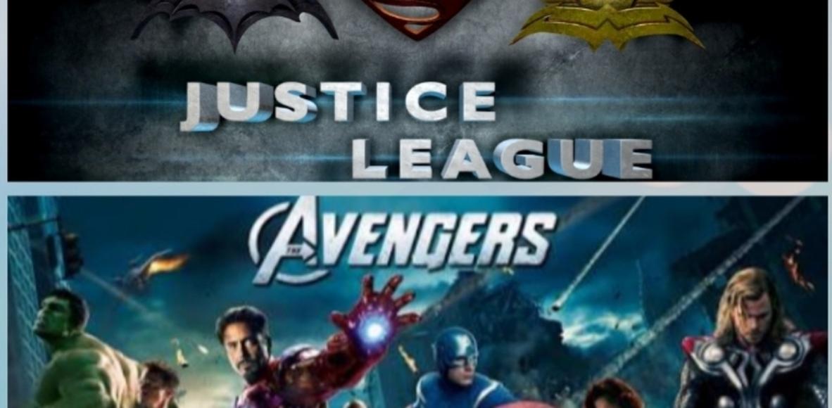 Justice LeagueAvengers