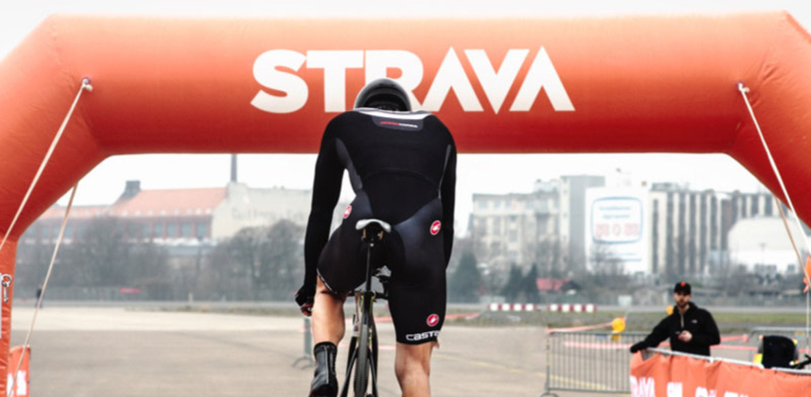 Strava Cycling Pros