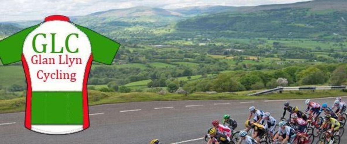 Glan Llyn cycling