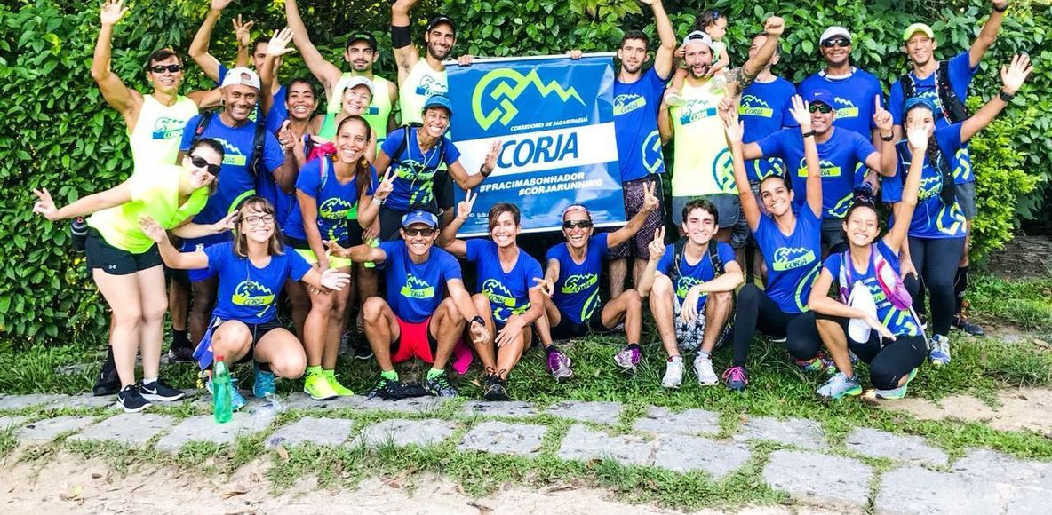 CORJA - Corredores de Jacarepaguá