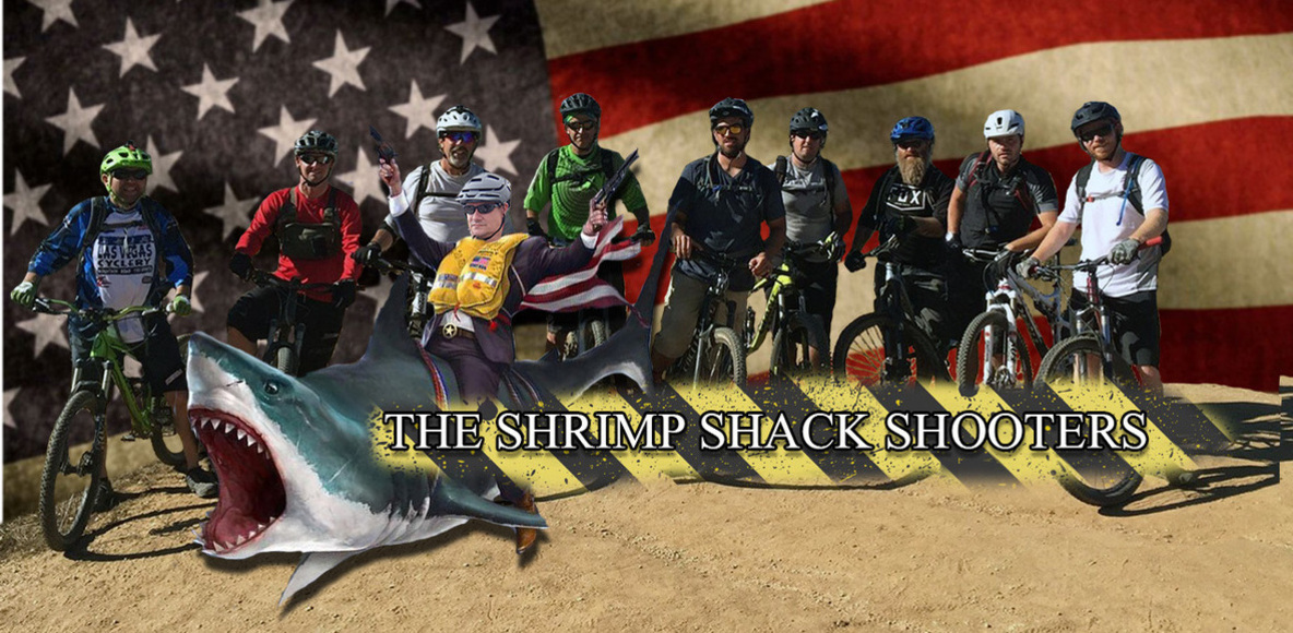 Captain Geech and the Shrimp Shack Shooters