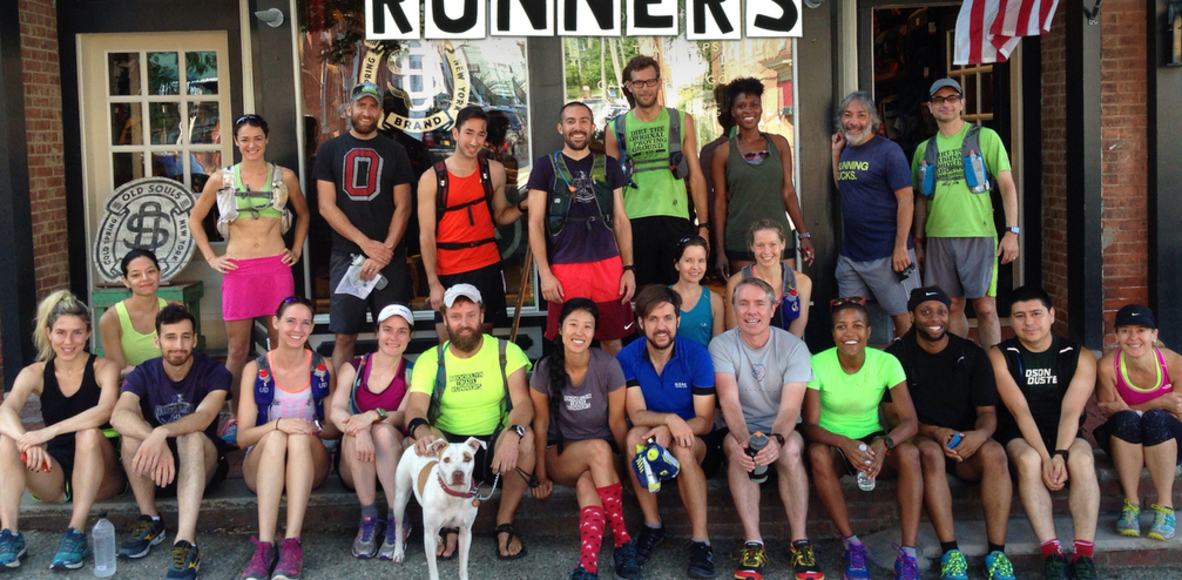 The Brooklyn Trail Runners