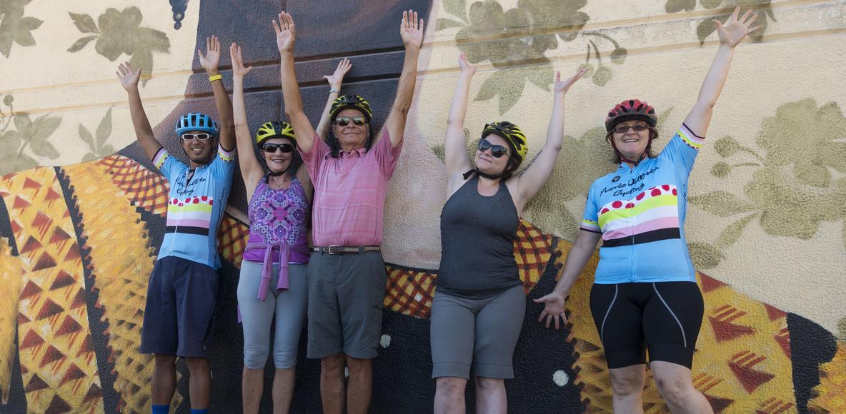 Puerto Vallarta Cycling