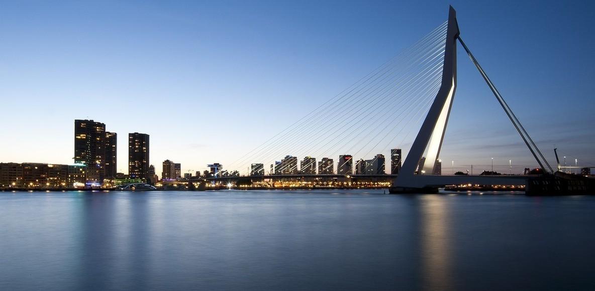 Triathletes Rotterdam