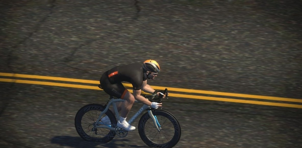 Thai Zwift Virtual Riders