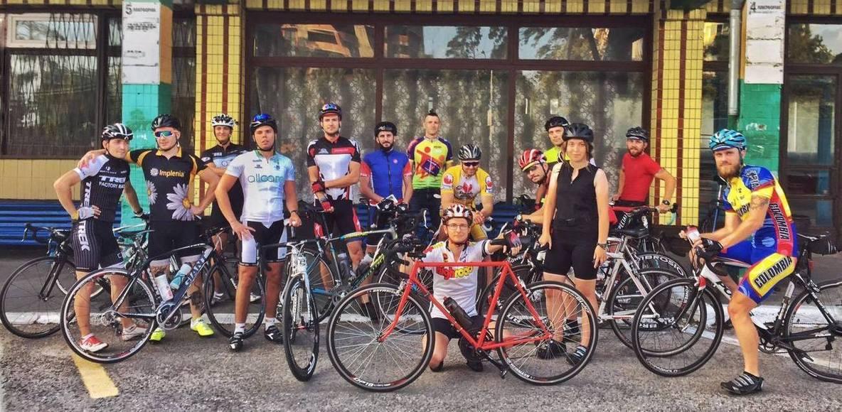 CADENCE90•KIEV ROAD CYCLING