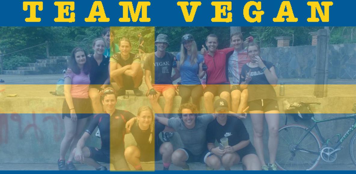 Team Vegan SWEDEN