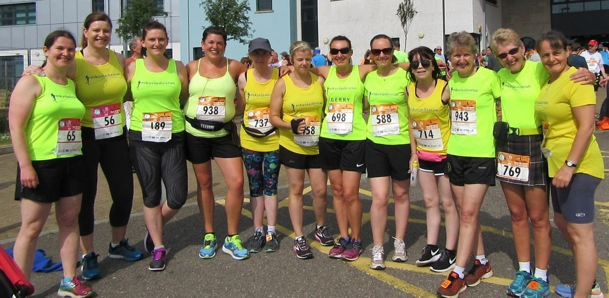 Skye Ladies Run