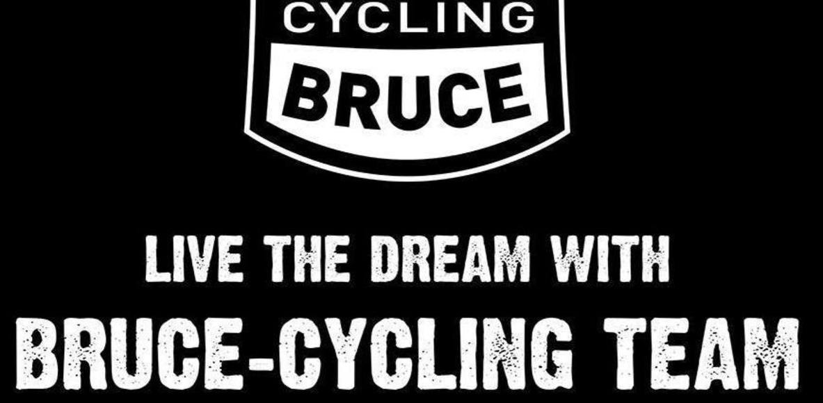 bruce cycling team