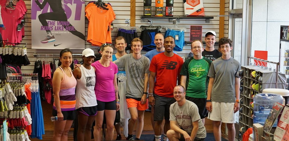 Running Fit A2 Liberty Run Club