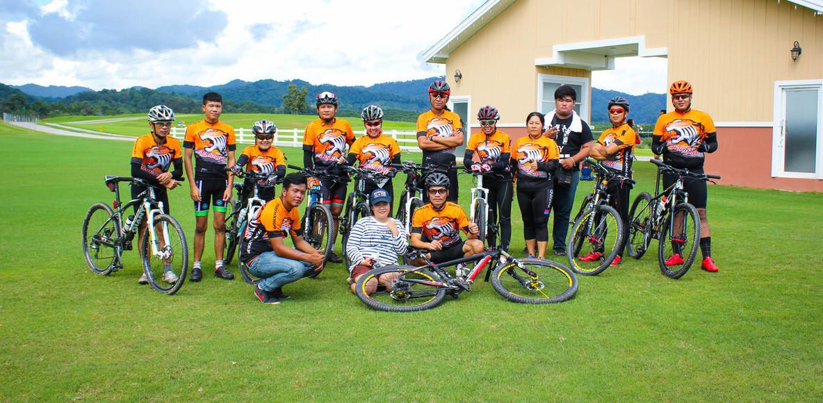 เสือดอกคำใต้ Dokkhamtai Cyclist Club