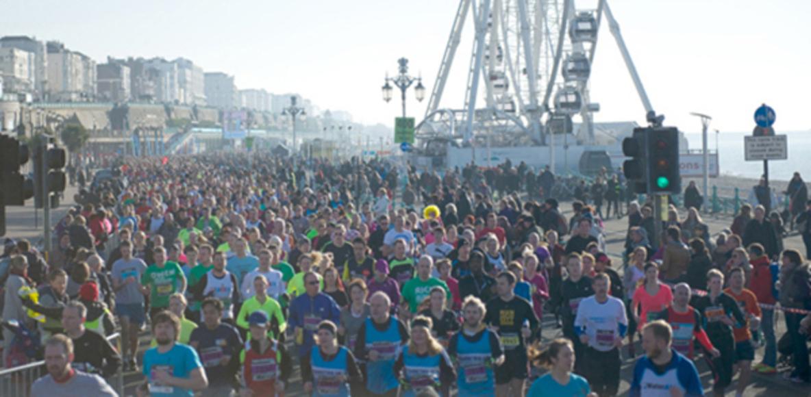 DW Half Marathon Team