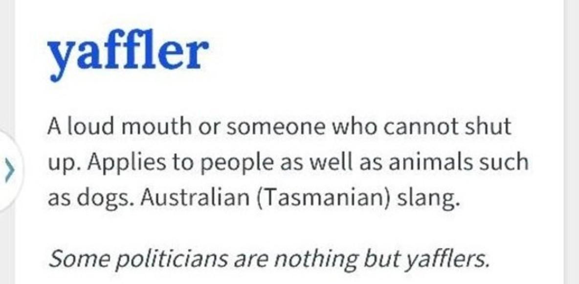 Yafflers