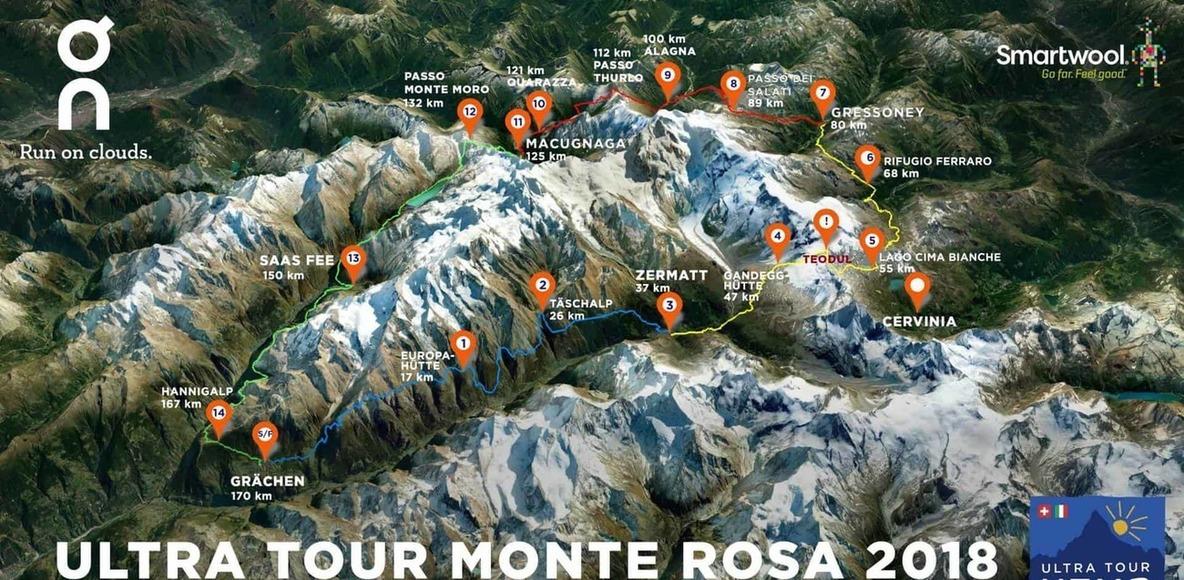 Ultra Tour Monte Rosa (UTMR)