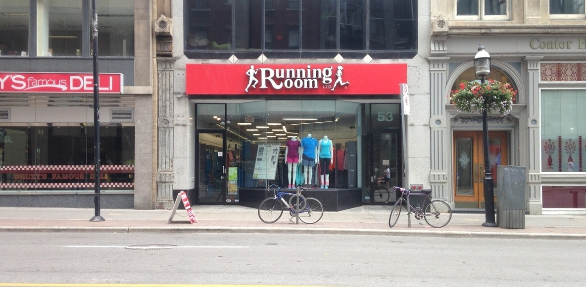 Downtown Yonge Running Room