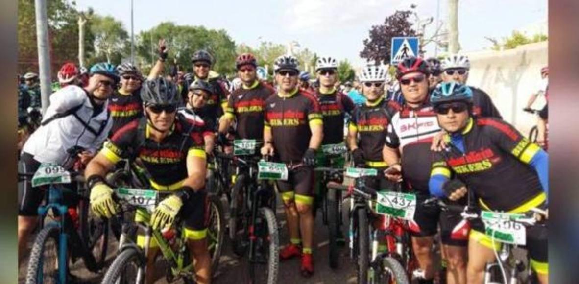 Mahountain Bikers