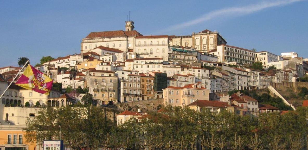 Pedaladas por Coimbra