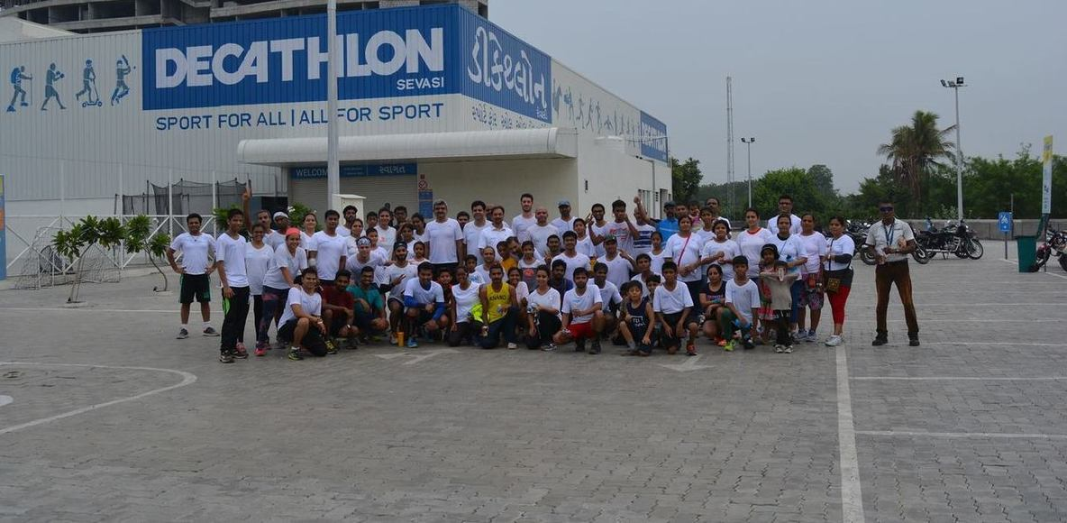 Decathlon Baroda Runners