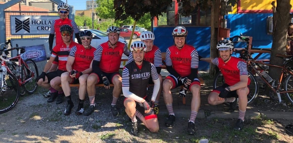 Strokers Cycling Club