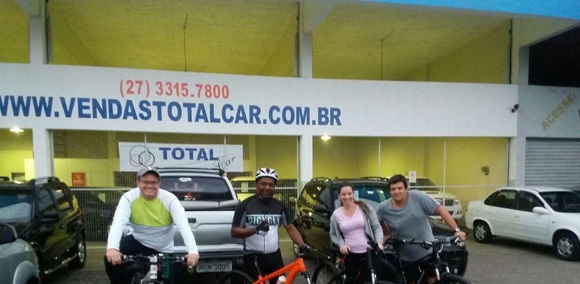 Galera biker totalcar