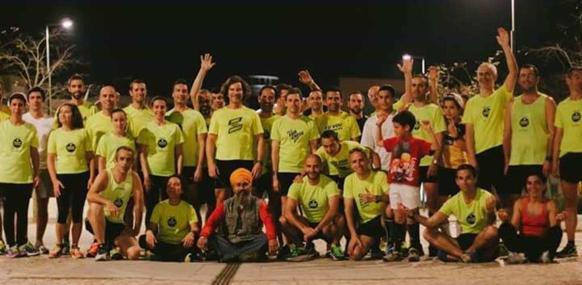 Scalabis Night Runners