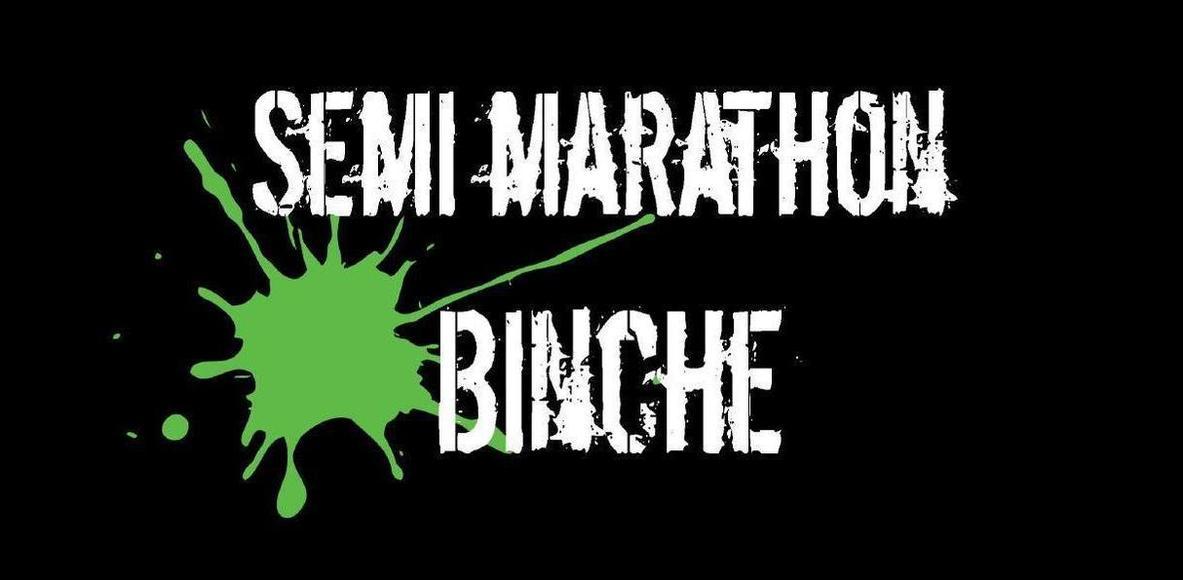 Semi marathon binche