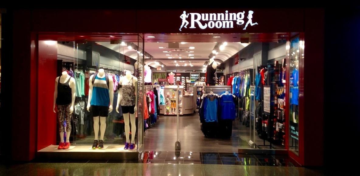 TD Centre Running Room
