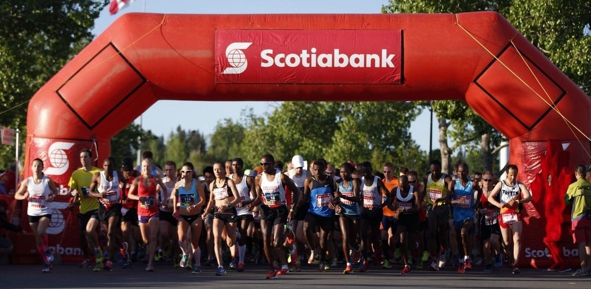 2017 Calgary Marathon
