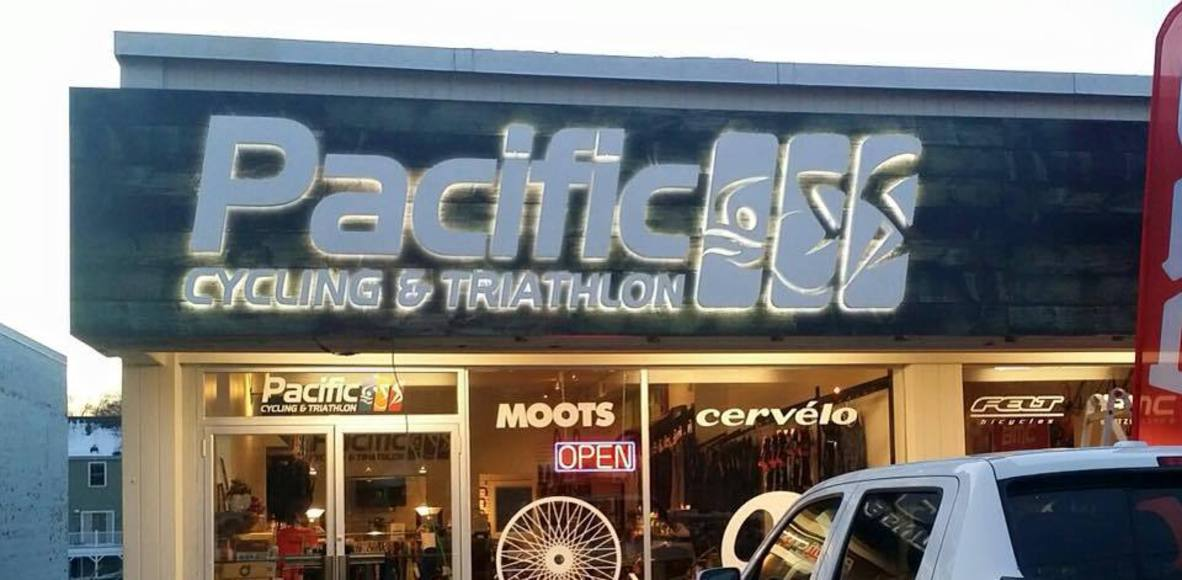 Pacific Swim Bike Run