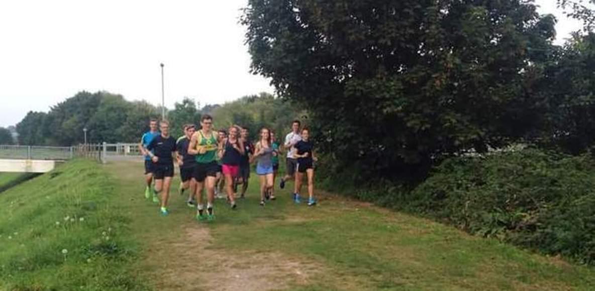 RunSoc (Exeter Uni Athletics Club)