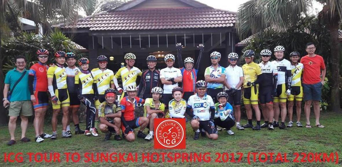 Ipoh Cycling Group (ICG)
