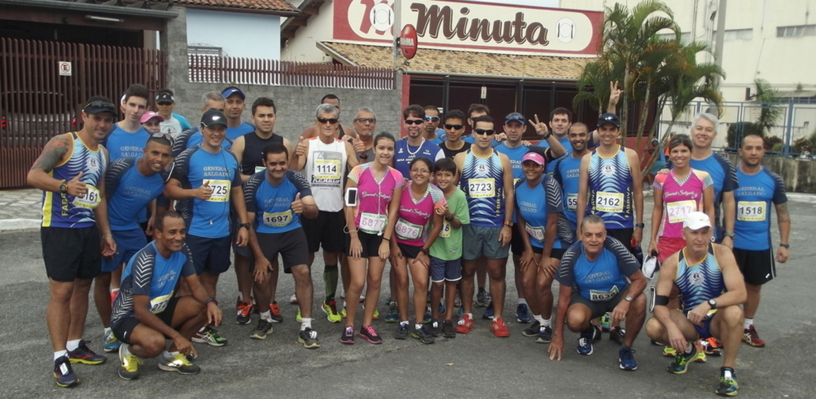 Trem Bala Running