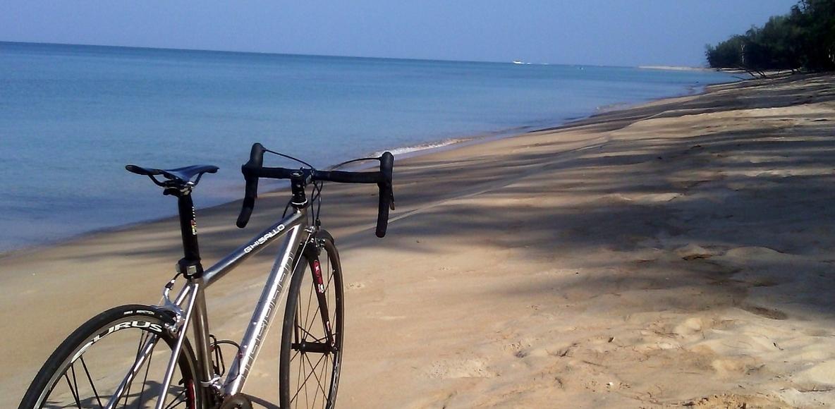 Phang-Nga bike