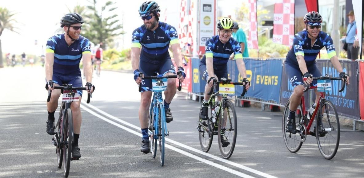 Stromlo Cycling Club