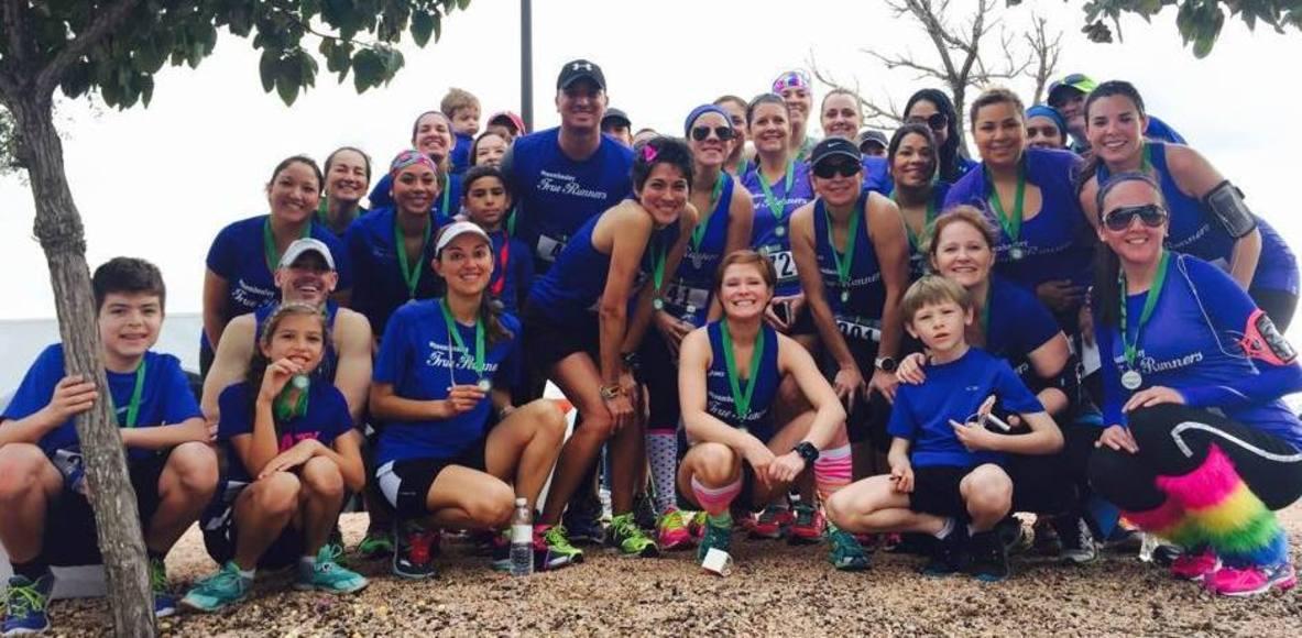 Team Healey True Runners