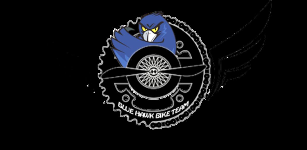 Blue Hawk Bike Team