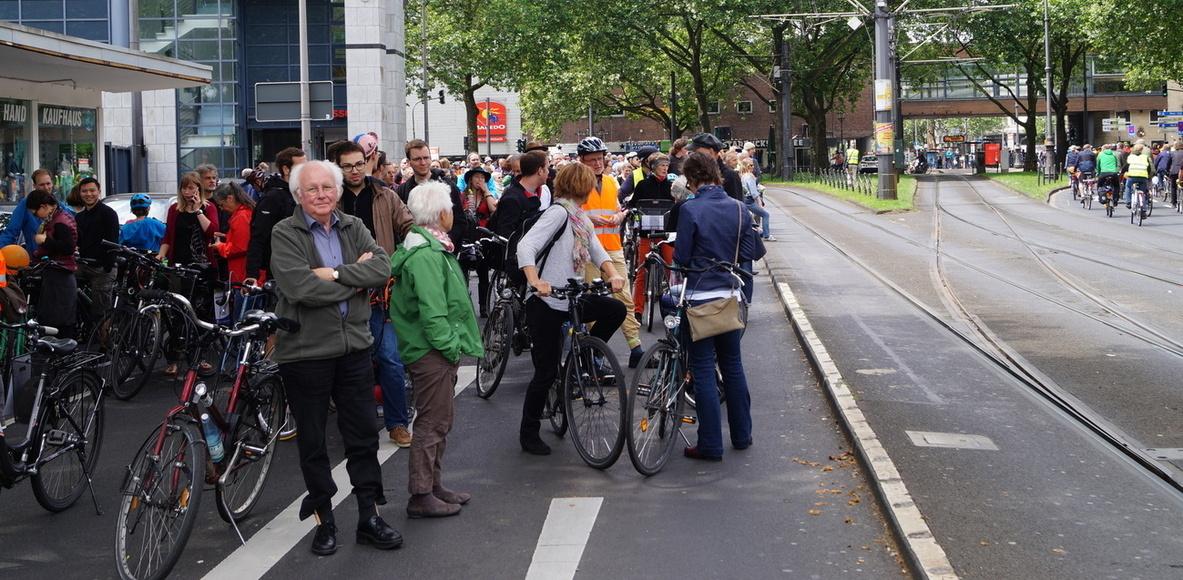 Radwandern, Bike Events NRW